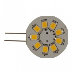 AMPOULE LED G4 COMPACTE BROCHES LATERALES